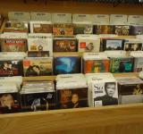 Free Photo - CD shelf