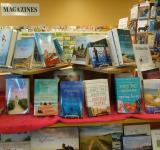 Free Photo - Books display table