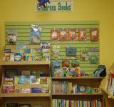 Free Photo - Kids books and toys display