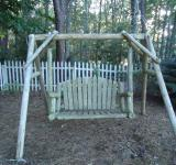 Free Photo - Wooden Swing