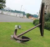Free Photo - Ancient anchor