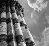 Free Photo -  The Qutub Minar in India