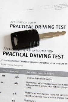 Driver test - Free Stock Photo
