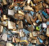 Free Photo - Love Padlocks, Paris