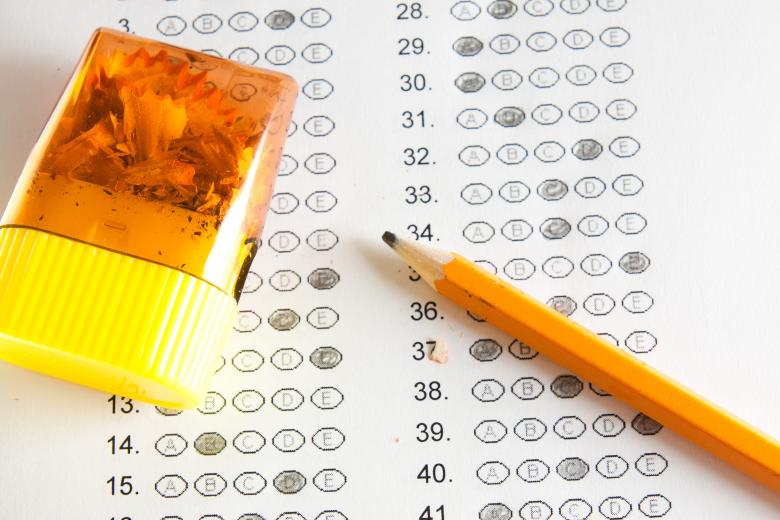 Free Stock Photo of School test Created by Geoffrey Whiteway