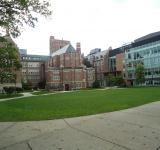 Free Photo - College campus quad