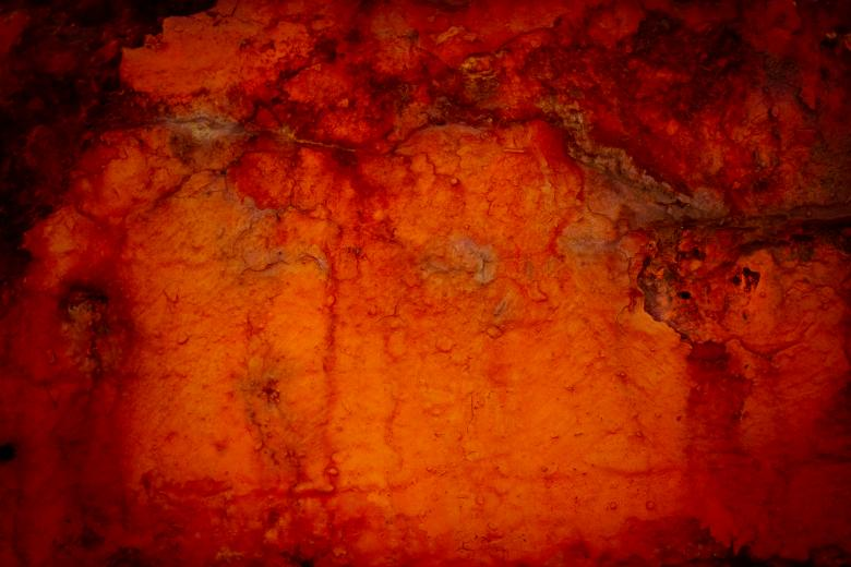 BloodRed Rust Texture - Free Grunge Backgrounds