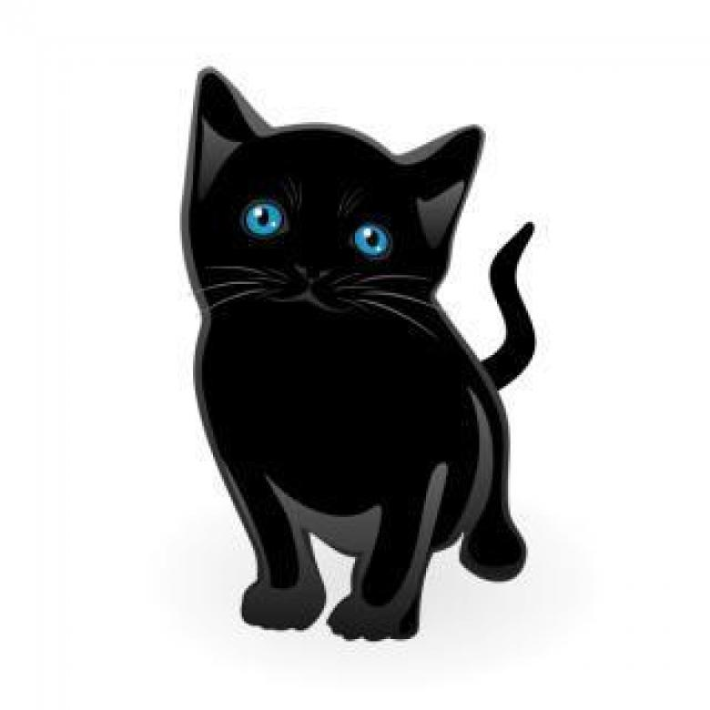 Free Stock Photo of Little cat vector Created by Ilya N Sedykh