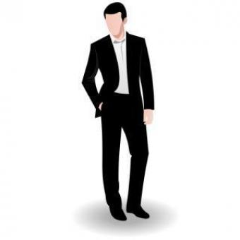 Business man vector - Free Stock Photo