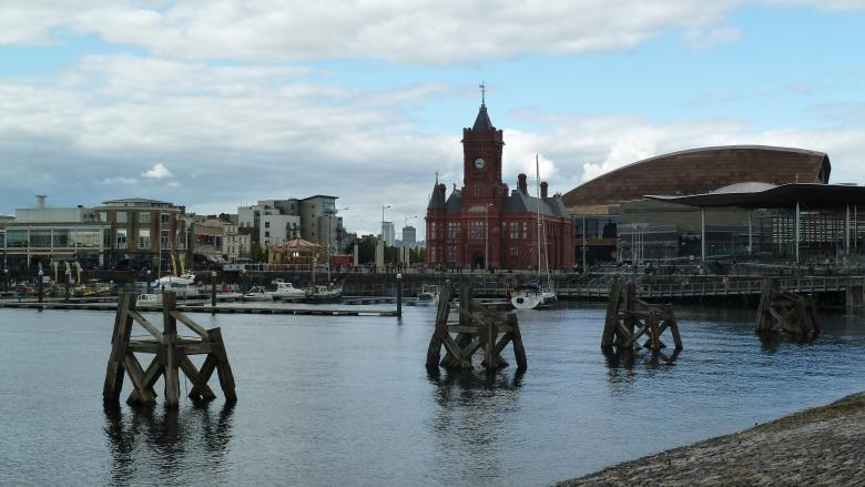 Free Stock Photo of Cardiff Created by Miss Evita