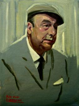 Pablo Neruda - Alejandro Cabeza - Free Stock Photo