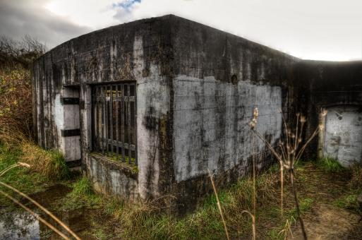 War Bunker - Free Stock Photo