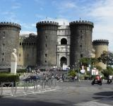 Free Photo - The castle Castello Nuovo in Naples