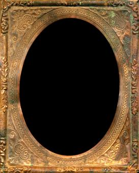 Antique Frame - Rusty Elegance - Free Stock Photo