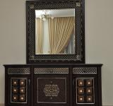 Free Photo - Glass Frame Bedroom Furniture