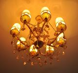 Free Photo - Chandelier Lighting