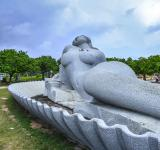Free Photo - Mermaid statue