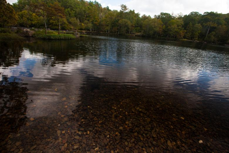 Free Stock Photo of Beavers Bend waterscape Created by Jared Davidson