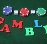 Free Photo - Gamble letters