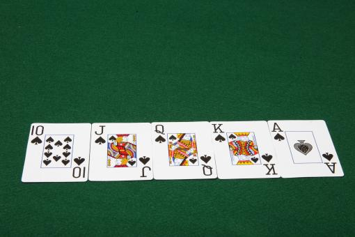 Royal Flush - Free Stock Photo