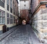 Free Photo - Old narrow street