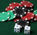 Free Photo - Poker chips and Dice