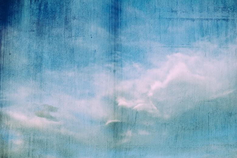 Vintage Clouds Free Stock Photo