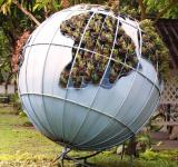 Free Photo - Green Planet Garden Structure