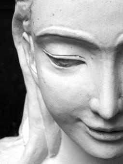 Oriental Statue of a Woman - Free Stock Photo