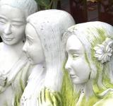 Free Photo - Oriental Statue of Women