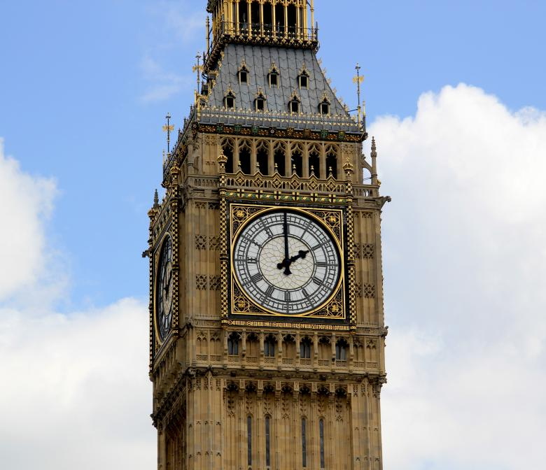 Free Stock Photo of Big Ben Created by Alsusha