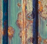 Free Photo - Blue Rusted Texture