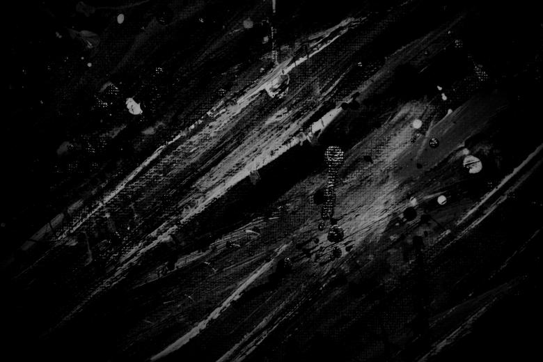 Dark Splattered Paint Texture Free Photo