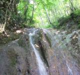 Free Photo - Waterfall on stone