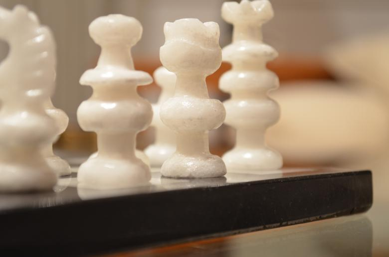 Free stock image of Chess Pieces created by JAVIER R BUZZALINO