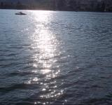 Free Photo - Sun on the lake