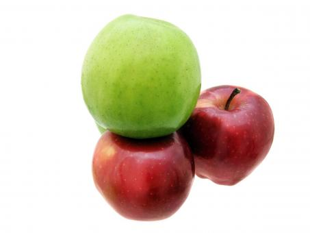 Mixed apples - Free Stock Photo
