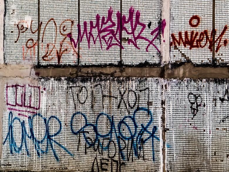 Free Stock Photo of Graffiti  Created by Janis Urtans