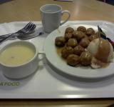 Free Photo - IKEA meatball meal