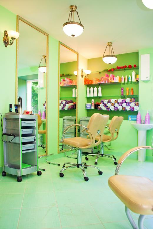 Beauty salon - Free Interior Stock Photos