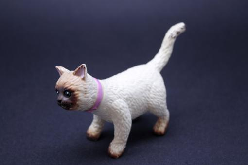 Rubber toy cat - Free Stock Photo