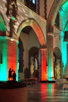 Blackburn Cathedral South Transept - Free Stock Photo