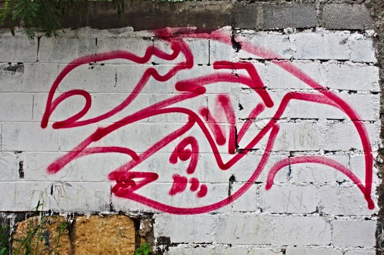 Free Stock Photo of Street graffiti Created by homero chapa