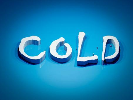 Word Cold - Free Stock Photo