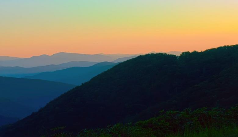 Smoky Mountains - Free Forest Stock Photos
