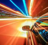 Free Photo - Speed of light