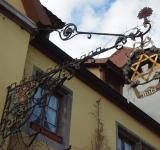 Free Photo - Rothenburg Sign