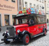 Free Photo - Rothenburg Vintage Bus