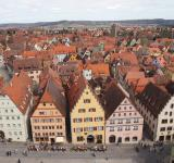 Free Photo - View from Rathaus, Rothenburg