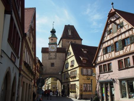 Rothenburg - Free Stock Photo